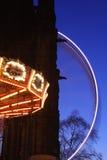 lumières de festival Image stock