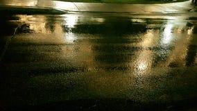 Lumières de fonte Image stock