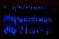 Lumières de matrice photo libre de droits