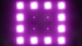 Lumières de mur de LED (la partie allume le fond +20) clips vidéos
