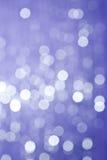 Lumières de Noël abstraites image libre de droits