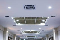 Lumières de plafond Images stock