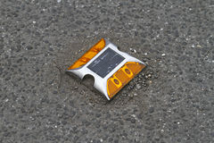 Lumières de route Photos libres de droits