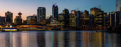 Lumières de ville Image stock