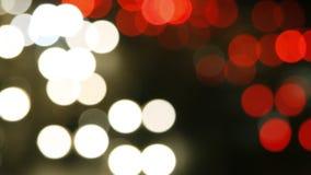 Lumières Defocused clips vidéos
