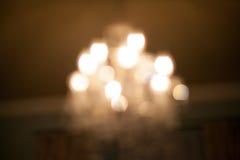 lumières defocused de bokeh photographie stock