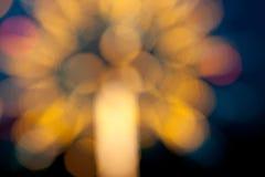 lumières defocused de bokeh photos stock