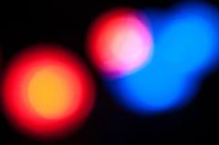 Lumières et couleurs Image libre de droits