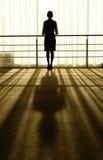Lumières et obscurités Image libre de droits