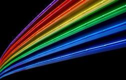Lumières fluorescentes Photo libre de droits