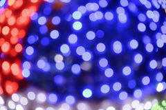 lumières hors de photo de foyer images libres de droits