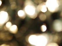 Lumières lumineuses Images libres de droits