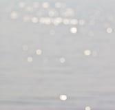 Lumières sur le fond gris. Images libres de droits