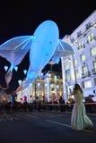 Lumiere Лондон 2016 Стоковое Изображение