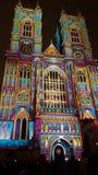 Lumiere-Festival London Lizenzfreie Stockbilder