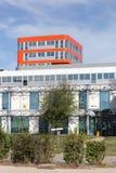 Lumiere Universitair Lyon 2 in Bron, Frankrijk Royalty-vrije Stock Foto's