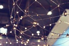 Luminaire sieć Zdjęcie Stock