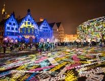 Luminale 2018, Frankfurt Stock Fotografie