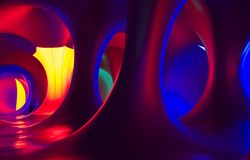 Luminarium Royalty Free Stock Photo