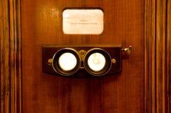 Luminary panorama (stereovision) Royalty Free Stock Image