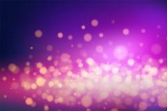 luminescencia Foto de archivo libre de regalías