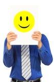 Lumineux et heureux Images libres de droits
