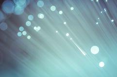 Luminosity, Fiber optic cables, fibre connection, telecomunications concept. stock image