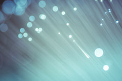 Luminosity, włókno światłowodowe depeszuje, włókno związek, telecomunicati obraz stock