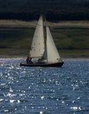 Luminoso do barco Imagens de Stock