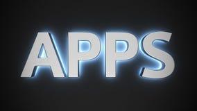 Luminous APPS Stock Images