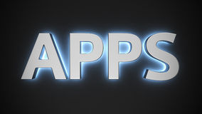 Luminous APPS Stock Images