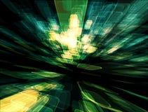 Luminous background Royalty Free Stock Image