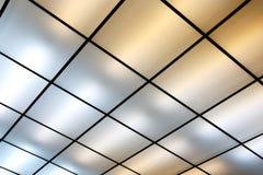 Luminous ceiling Stock Images