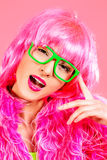Luminous fashion Stock Images