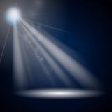 Luminous Rays Stock Photography