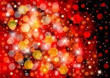 Lumière d'abstraction Photo libre de droits