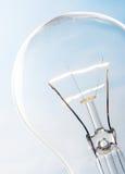 lumière d'ampoule Image libre de droits