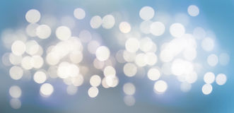Lumières clignotantes Photos libres de droits