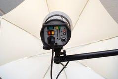 Lumières de studio Photo stock