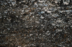Lump of coal Royalty Free Stock Images