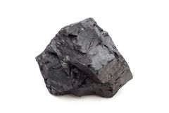 Lump of Coal Stock Photography