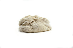 Lump of dough Royalty Free Stock Photo