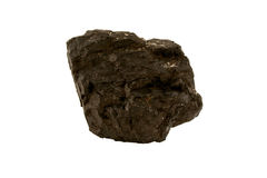 Lump Of Coal Stock Photo