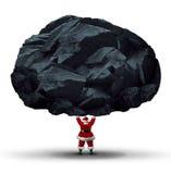 Lump Of Coal Symbol Royalty Free Stock Images