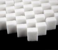 Lump sugar Stock Photos