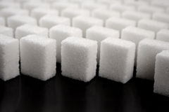 Lump sugar Royalty Free Stock Images