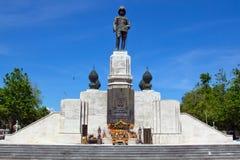 Lumphini Park in Bangkok Royalty Free Stock Photos