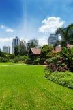 Lumphini Park; Bangkok Royalty Free Stock Photo