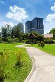 Lumphini Park; Bangkok Stock Images