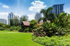 Lumphini Park; Bangkok Stock Photography